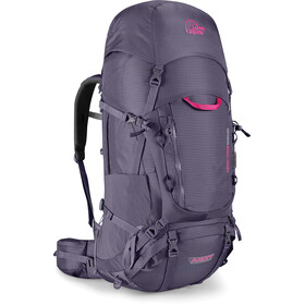 Lowe Alpine Cerro Torre ND 60:80 Backpack Women Aubergine